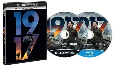 サム・メンデス/1917 命をかけた伝令 [4K Ultra HD Blu-ray Disc+Blu-ray Disc][GNXF-2586]