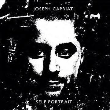 Joseph Capriati/Self Portrait [CD+DVD][DCCD08]