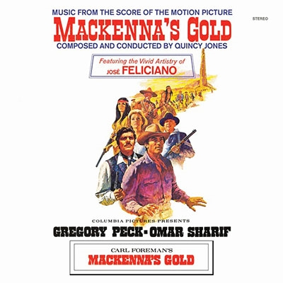 Quincy Jones/Mackenna's Gold/In Cold Blood[ISC391]