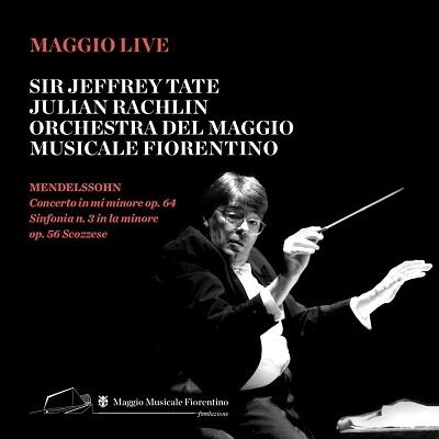 メンデルスゾーン: ヴァイオリン協奏曲、交響曲第3番