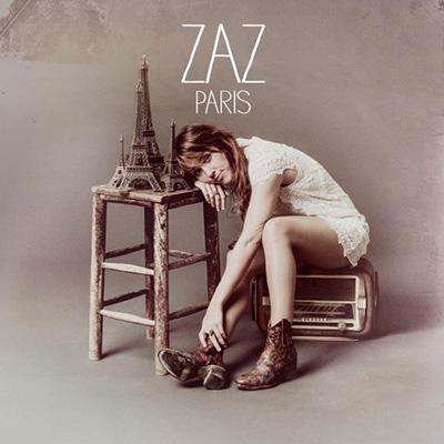Zaz/Paris: Edition Collector [CD+DVD][2564621570]