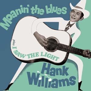 Moanin' The Blues+I Saw The Light CD
