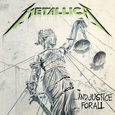 ... And Justice For All CD