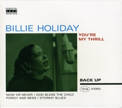 Billie Holiday/You're My Thrill[73126]