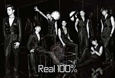 【ワケあり特価】Real 100%: 1st Mini Album CD