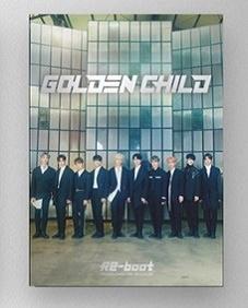 Re-boot: Golden Child Vol.1 CD