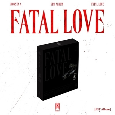 Fatal Love: Monsta X Vol.3 [Kit Album] Accessories