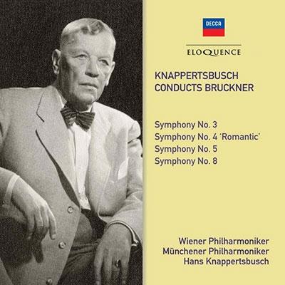 ブルックナー: 交響曲第3-5番、第8番