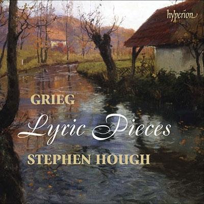 スティーヴン・ハフ/Grieg: Lyric Pieces [CDA68070]