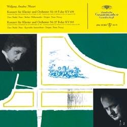 クララ・ハスキル/【ワケあり特価】Mozart: Piano Concertos No.19 &No.27[LPM18383W]