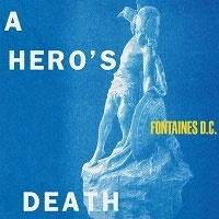 A HERO'S DEATH CD