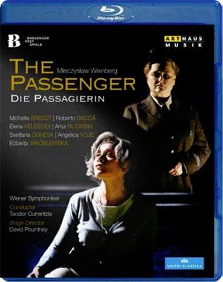 テオドール・クルレンツィス/M.Weinberg: The Passenger [109080]