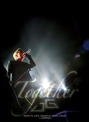 Lee Joon Gi/イ・ジュンギ ASIA TOUR TOGETHER in JAPAN DVD-BOX [2DVD+ブックレット] [IMXD-067]
