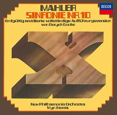 ウィン・モリス/マーラー: 交響曲第10番(クック版第3稿)<タワーレコード限定>[PROC-2208]