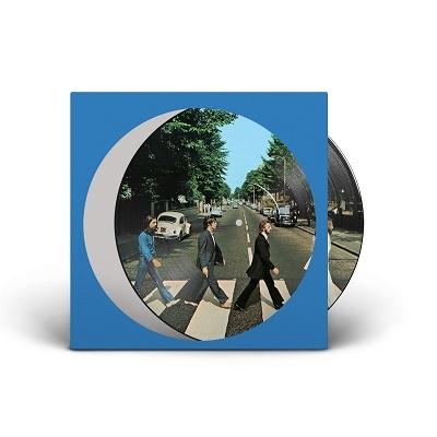 アビイ・ロード【50周年記念1LPピクチャ-・ディスク・エディション】<完全生産限定盤> LP