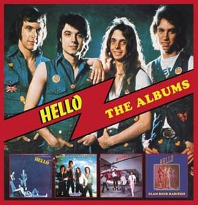 Hello - The Albums: Deluxe Boxset