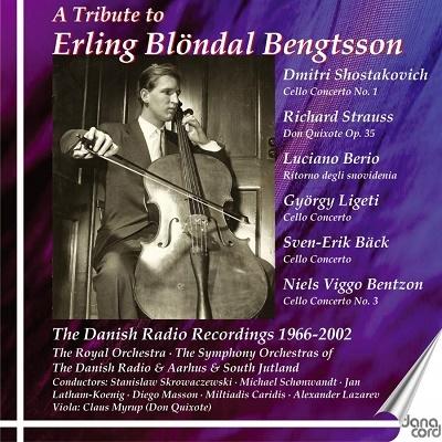 エアリング・ブレンダール・ベンクトソンへの捧げ物 デンマーク放送録音(1966年-2002年)