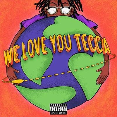 We Love You Tecca<Orange Vinyl> LP