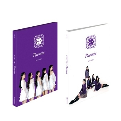 Paeonia (ランダムバージョン) 12cmCD Single