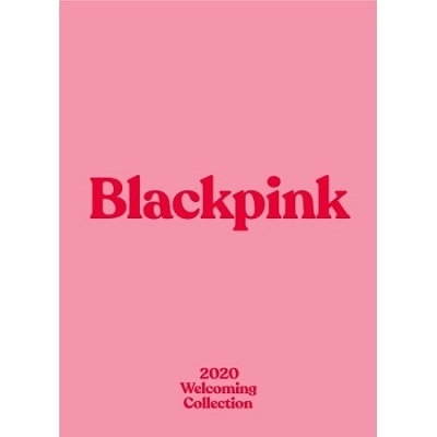 BLACKPINK's 2020 Welcoming Collection DVD