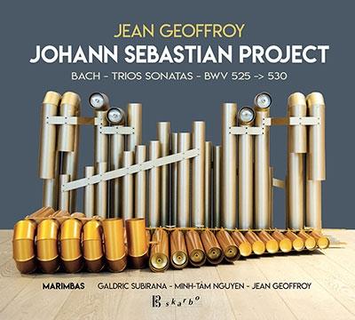 ジャン・ジェフロワ/J.S. バッハ: 6つのトリオ・ソナタ (マリンバ三重奏版)[DSK4191]