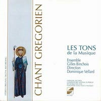 Gregorian Chant - Les Tons de la Musique