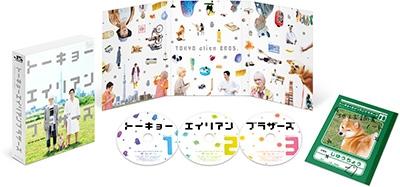 トーキョーエイリアンブラザーズ DVD