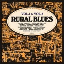 ルーラル・ブルース Vol.1 & Vol.2 CD