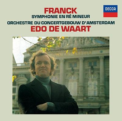 エド・デ・ワールト/フランク: 交響曲; ワーグナー: 歌劇「タンホイザー」から序曲とヴェヌスヴェルクの音楽, 歌劇「妖精」序曲, 「さまよえるオランダ人」序曲; チャイコフスキー: 幻想序曲「ロメオとジュリエット」, 幻想曲「フランチェスカ・ダ・リミニ」 [PROC-1962]