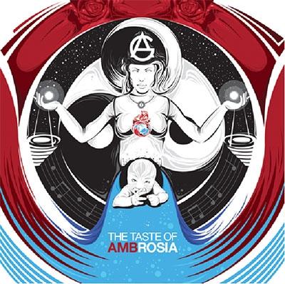 THE TASTE OF AMBROSIA CD