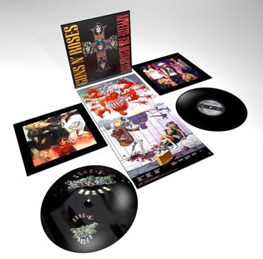 Guns N' Roses/Appetite For Destruction[6748390]