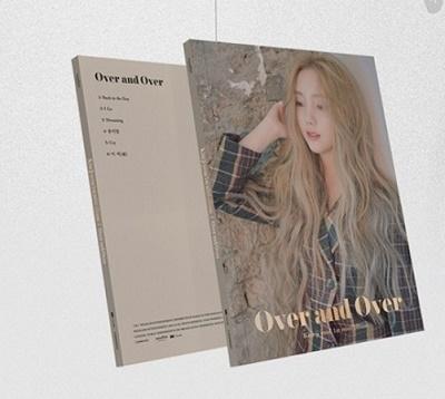Over and Over: 1st Mini Album CD
