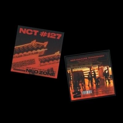NCT #127 Neo Zone: 2nd Album (KiT Version) [Kit Album] Accessories