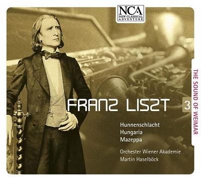ヴァイマールの響き Vol.3~リスト: 管弦楽作品集