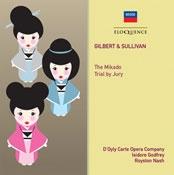 ドイリー・カート・オペラ・カンパニー/Gilbert &Sullivan: The Mikado, Trial by Jury[4807090]