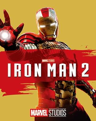 アイアンマン2 MovieNEX [Blu-ray Disc+DVD]<期間限定仕様/アウターケース付> Blu-ray Disc
