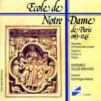 Ecole de Notre-Dame de Paris (Vol. 1) 1163-1245