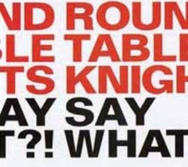 Round Table Knights/セイ・ワット?![OTLCD-1520]