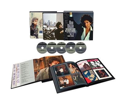 スプリングタイム・イン・ニューヨーク(ブートレッグ・シリーズ第16集) デラックス・エディション [5Blu-s Blu-spec CD2