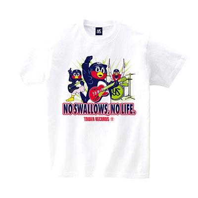 東京ヤクルトスワローズ/NO SWALLOWS, NO LIFE. 2020 T-shirts Sサイズ(バンド)[4582568019909]