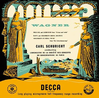 カール・シューリヒト/ワーグナー: 楽劇「トリスタンとイゾルデ」, 「神々の黄昏」から管弦楽曲集; チャイコフスキー: イタリア奇想曲, 「組曲第3番」から「主題と変奏」<タワーレコ