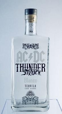 AC/DC サンダーストラック テキーラ ブランコ お酒