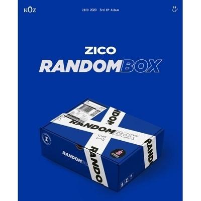 Random Box: 3rd Mini Album CD