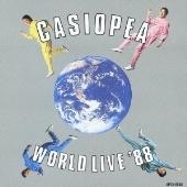 カシオペア/CASIOPEA WORLD LIVE'88[UPCY-6540]