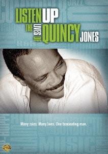 Quincy Jones/クインシー・ジョーンズ リッスン・アップ! [DLV-Y14422]