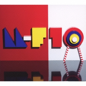 m-flo/MF10 -10th ANNIVERSARY BEST- [2CD+DVD][RZCD-46385B]