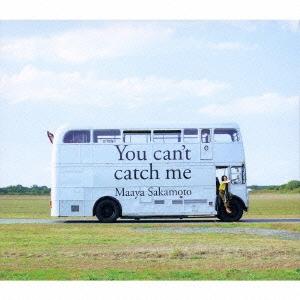 坂本真綾/You can't catch me<初回限定盤>[VTZL-22]