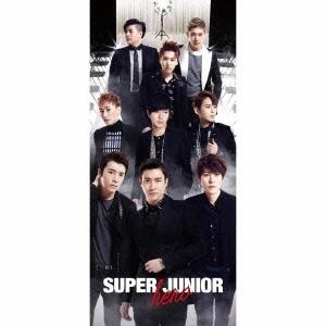 SUPER JUNIOR/Hero [2CD+DVD]<初回生産限定盤>[AVCK-79130B]