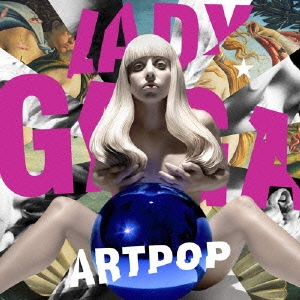 Lady Gaga/アートポップ デラックス・エディション [CD+DVD] [UICS-9140]