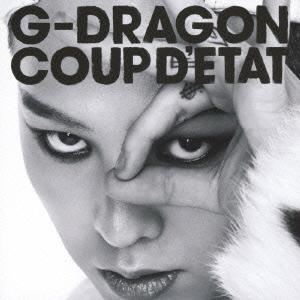 G-DRAGON (from BIGBANG)/COUP D'ETAT [+ ONE OF A KIND &HEARTBREAKER]<通常盤>[AVCY-58118]